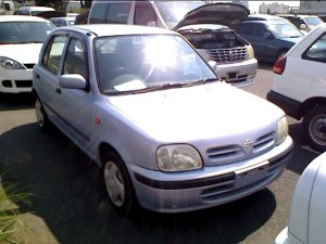 Nissan March For Sale