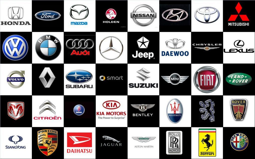 leading automobile brands