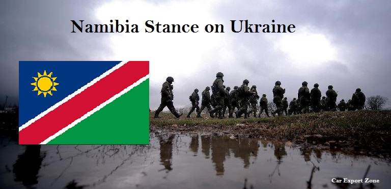 Namibia Stance on Ukraine in United Nations