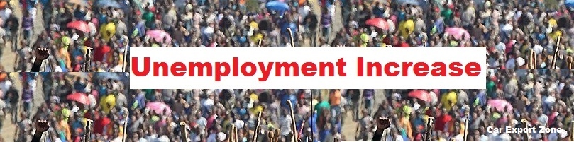 Unemployment Increase Namibia