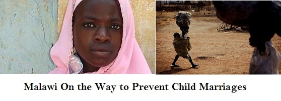 Malawi On the Way to Prevent Child Marriages